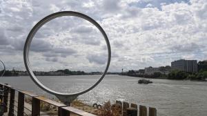 Les anneaux de Daniel Buren